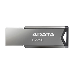 MEMORIA USB 64 GB ADATA UV250 METALICA