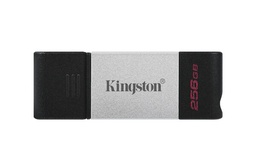 MEMORIA USB 256GB KINGSTON DT80 TIPO-C