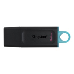 MEMORIA USB 64GB KINGSTON DTX DATA TRAVELER EXODIA 3.2