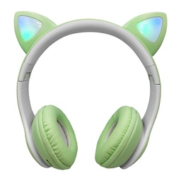 DIADEMA BUY-T12 OREJAS DE GATO BLUETOOTH